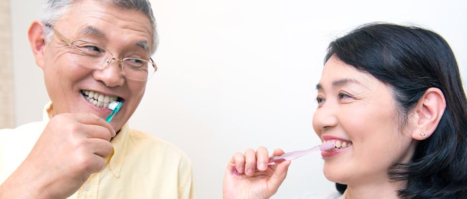 大切な家族のお口の健康をまもります。